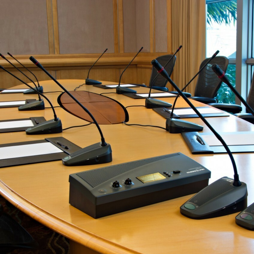 Audio _ Conference System